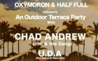 Oxymoron + Half Full: Outdoor Terrace Party