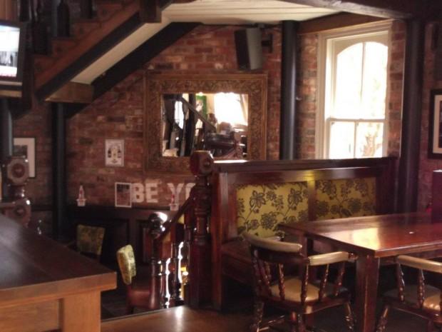 Rain Bar Deansgate Locks Manchester Bars Review