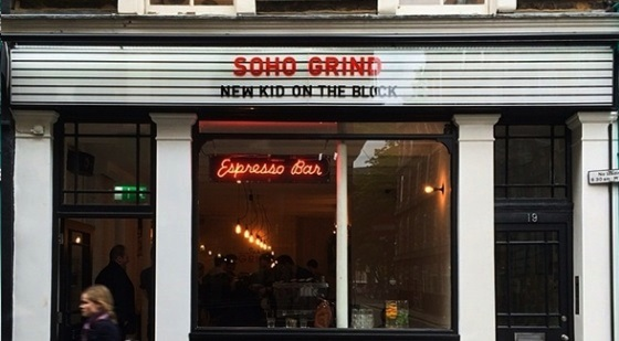 Soho Grind Shoreditch Grind To Open Shop in Soho