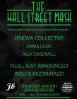 The Wall Street Mash: Manchester's original Electro Swing night!