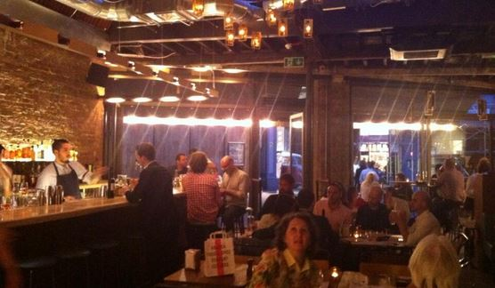 Arabica Bar & Kitchen Market Stall Takes Up Permanent Residency In Borough Market