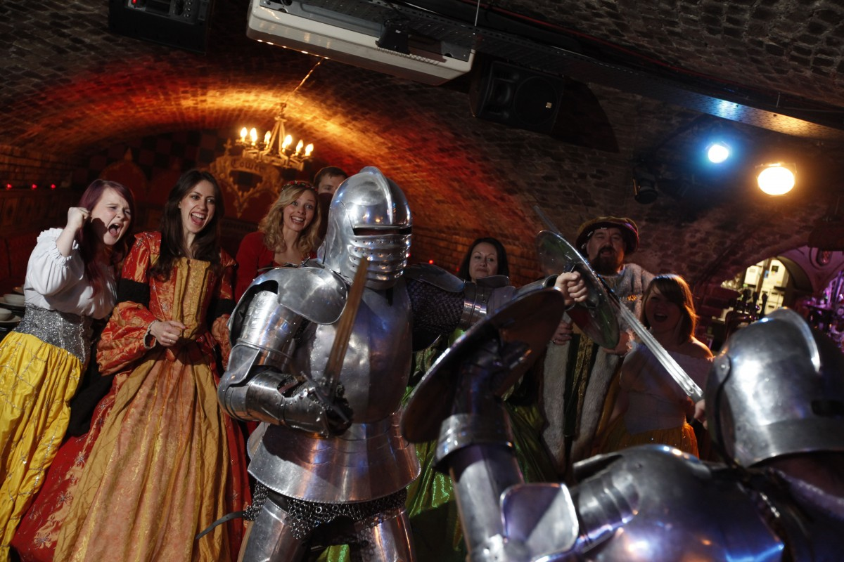 the medieval banquet london st katharine docks reviews