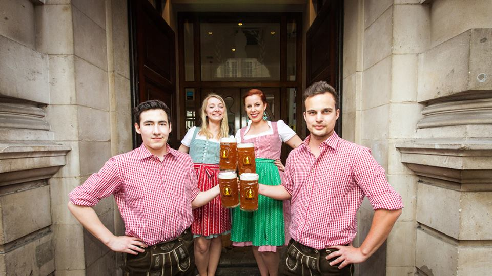 Bierschenke German Beer Hall Moves To Moorgate