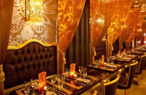 Mamounia Lounge Knightsbridge London | Knightsbridge Lounge Bar Reviews | DesignMyNight
