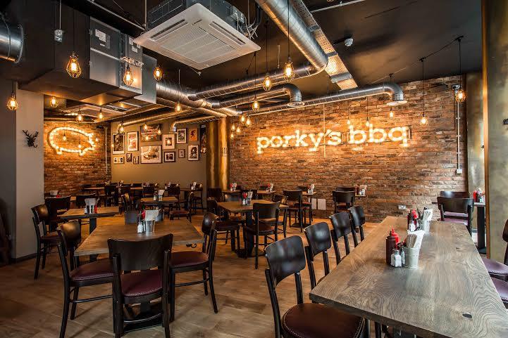 Porky S Bankside London Bridge London Bar Reviews