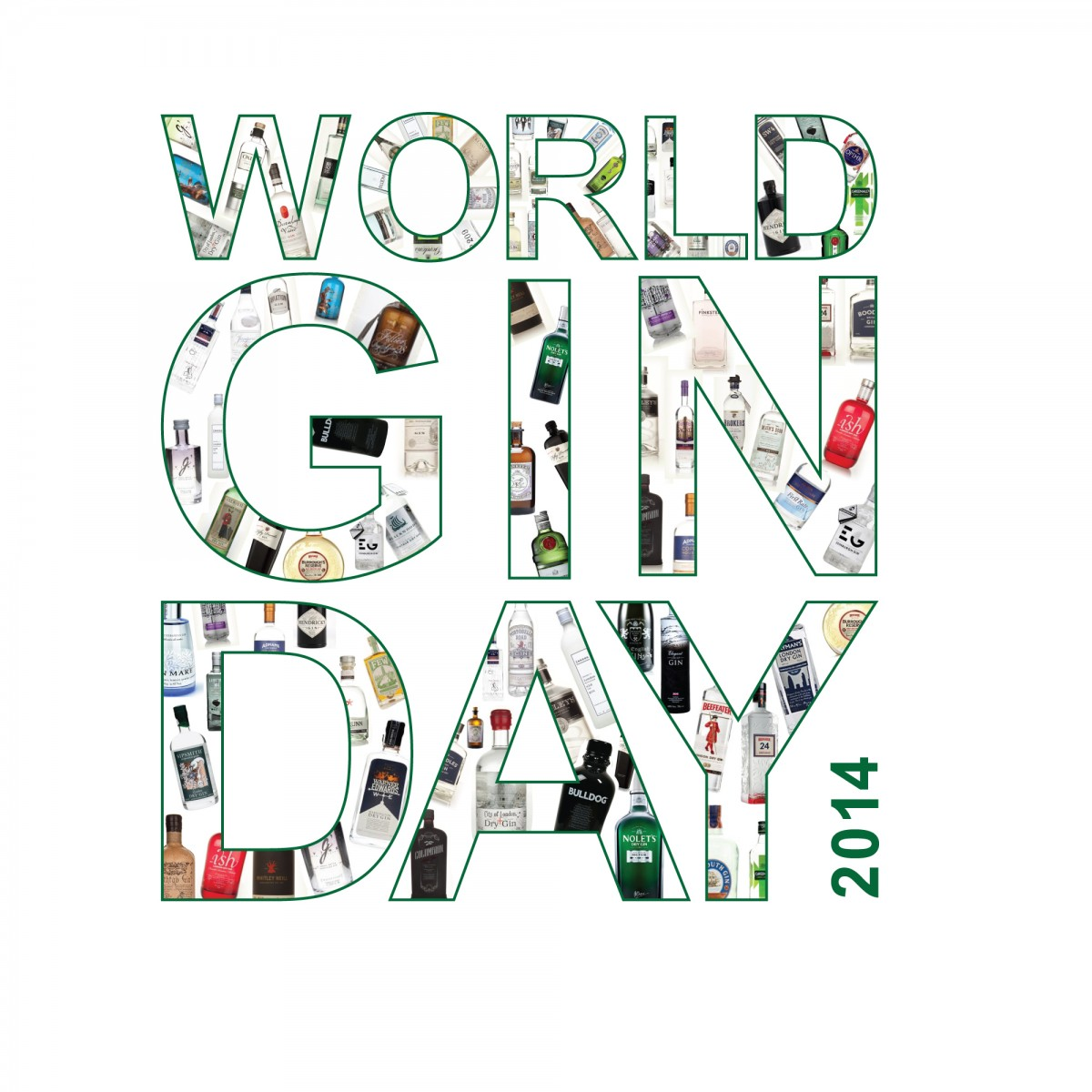 Official World Gin Day Party