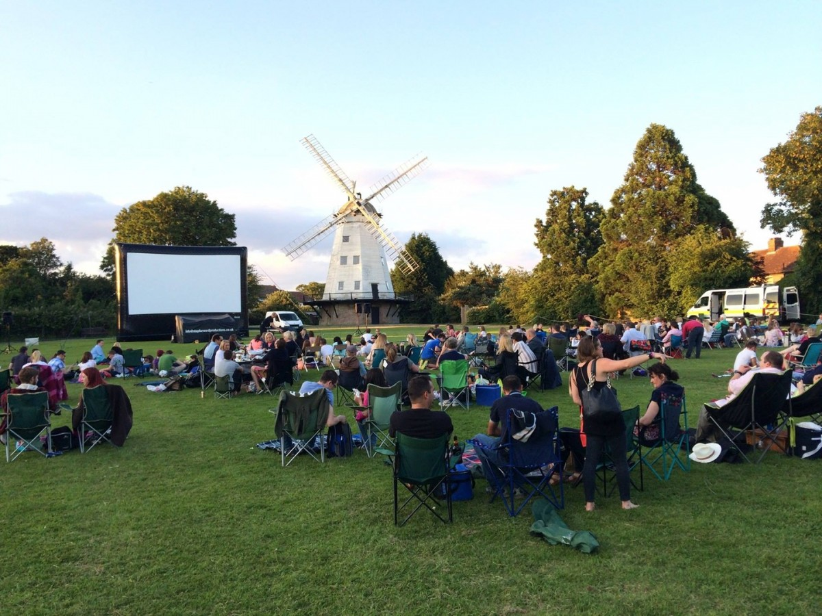 Essex Outdoor Cinema - Pitch Perfect