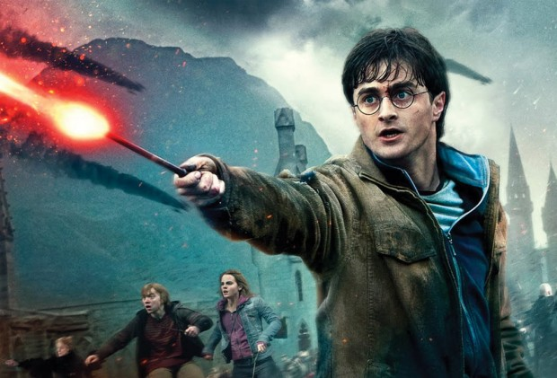 Pop Up Screens: Harry Potter and The Deathly Hallows Part 2