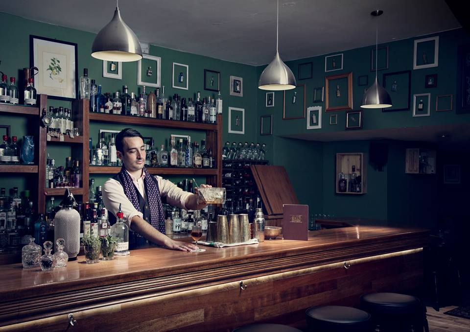 Merchant House Welcome To The World's Largest Gin Offering