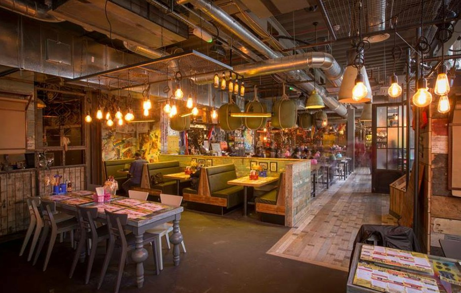 Thaikhun Spinningfields Manchester Bar Reviews