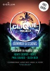The Clique Project Summer Sessions All Day Party