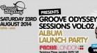Groove Odyssey Album Launch Party with Joey Negro