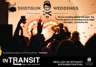 Shotgun Weddings InTransit Launch Party