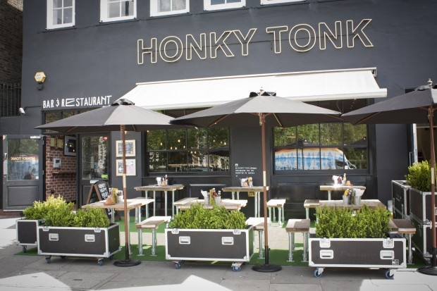 Honky Tonk Clapham Common photo