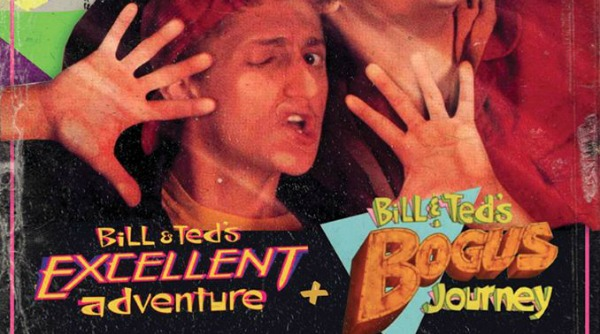 Bill and Ted Bogus Double Bill