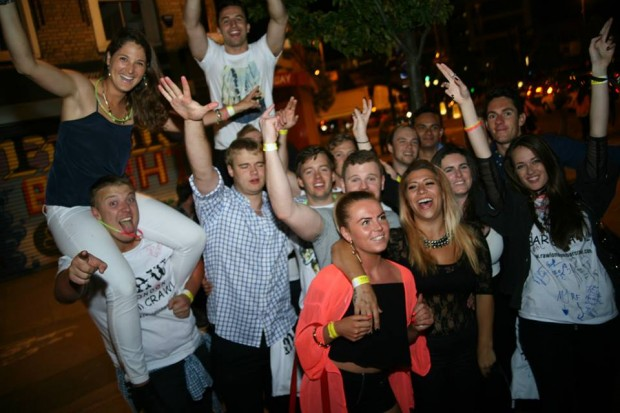 Raw London Bar Crawl photo