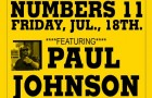 Numbers 11th Birthday with Paul Johnson & Spencer