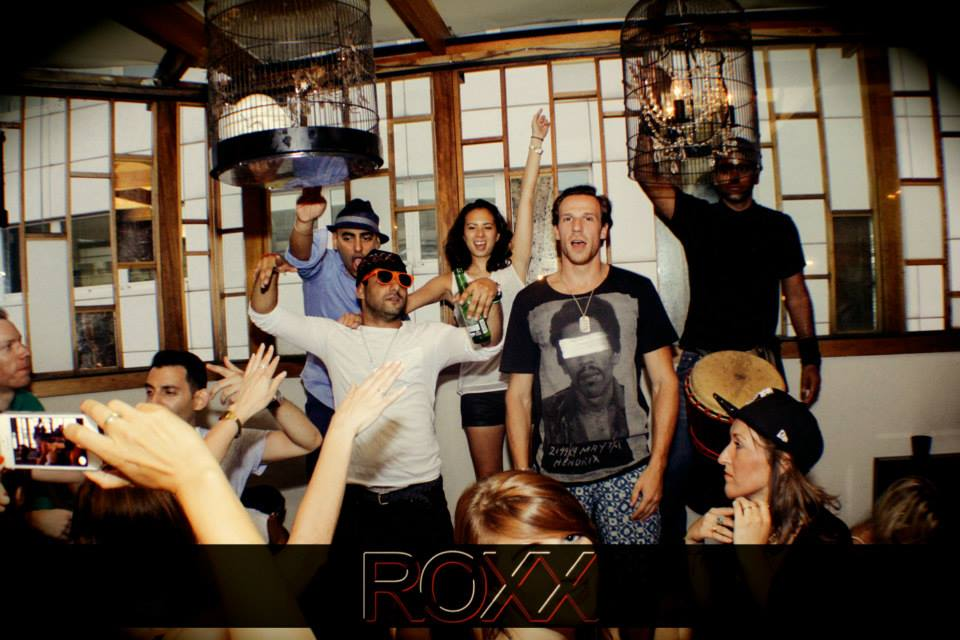 Roxx 'On The Roof' 2016