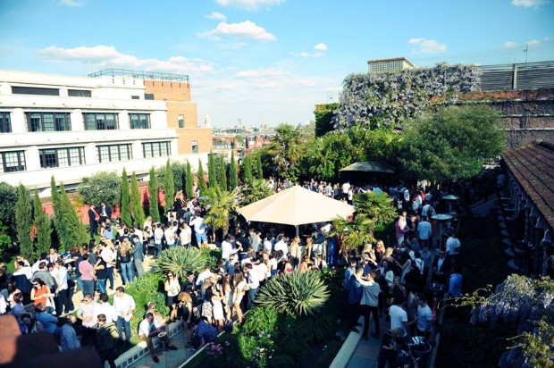 the roof gardens kensington london guest list and reviews