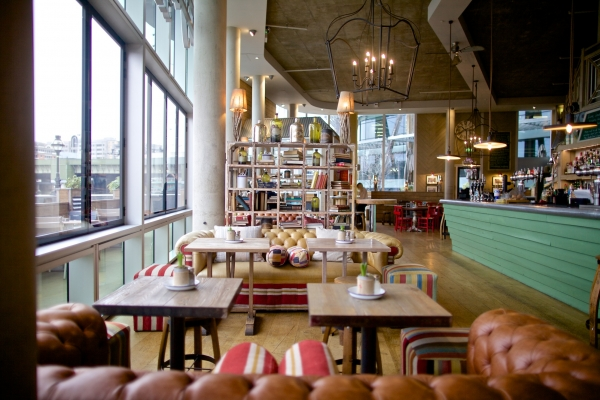Bar Restaurant In South London