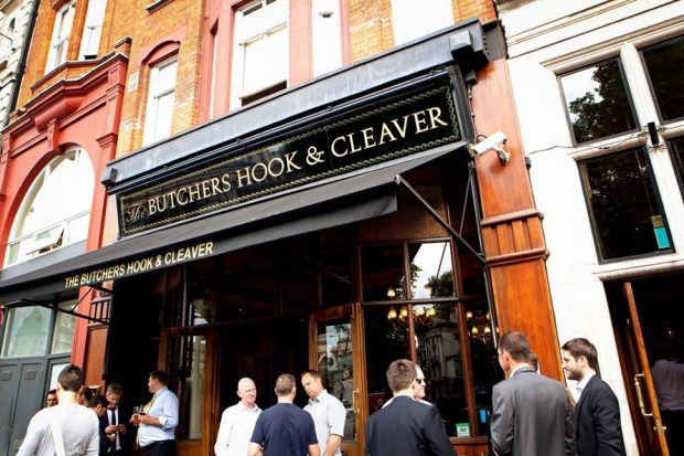 The Butcher's Hook and Cleaver photo