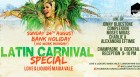 August Bank Holiday Latin Carnival