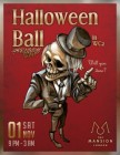 HALLOWEEN BALL An Affair From Baron Vrykolakas