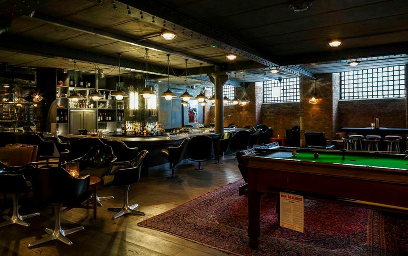 Mark's Bar Bankside Hix Completes Hat-Trick Of Cocktail Bars