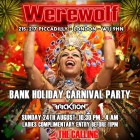 BANK HOLIDAY HOLIDAY CARNIVAL PARTY
