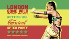 Notting Hill Carnival Afterparty / Bank Holiday Special Bar Crawl
