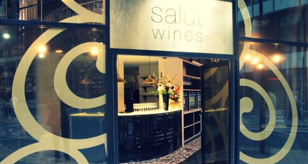 Salut Up and coming Cooper Street quarter to receive grape laden wine bar