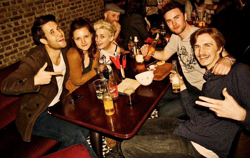 London Party Pub Crawl'