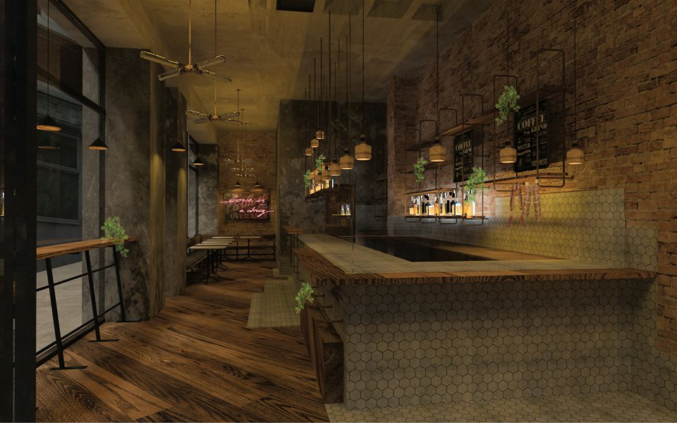 Holborn Grind Grind & Co Launches Fourth Site in Holborn