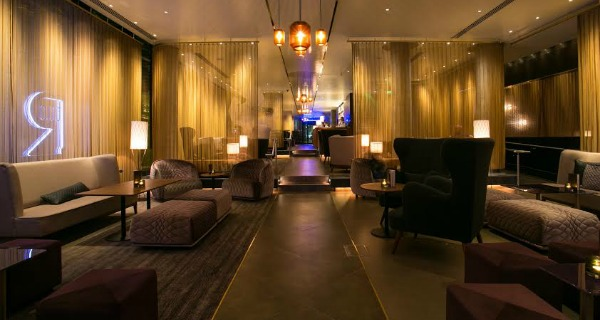 TwoRuba Bar Hilton Hotel Bar Gets Cool Revamp