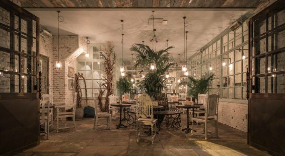 The Botanist Urban agriculture and whimsy at dapper new Deansgate den