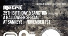 Retro & Sanction Halloween Special