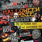 1 Big Night Halloween Zombie Bus Party