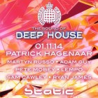 Ministry of Sound - The Sound of Deep House