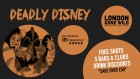 """Deadly Disney"" Halloween Bar Crawl"