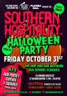 Southern Hospitality Halloween Party