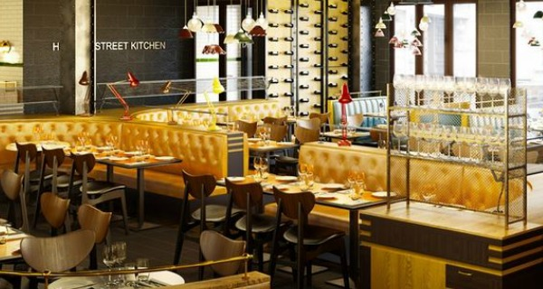 Heddon Street Kitchen Gordon Ramsay Group Introduce New West End Site