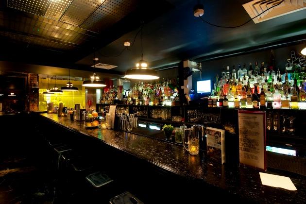 Bars With Room Hire Edinburgh
