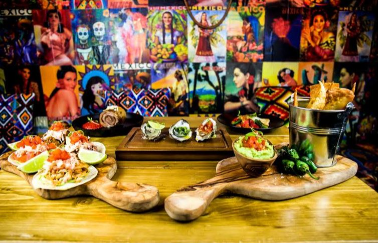 Maya Unique Mayan Restaurant Comes To Theatreland