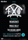 MaDa Music Presents Fed To The Ocean + support 29.10.14
