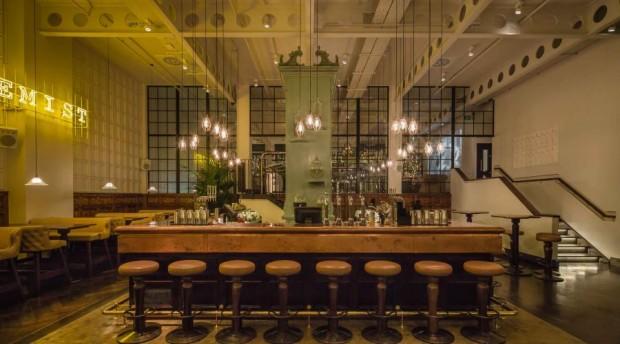The Alchemist Aldgate London Bar Reviews Designmynight