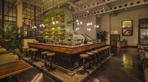 The Alchemist Aldgate | London Bar Reviews | DesignMyNight