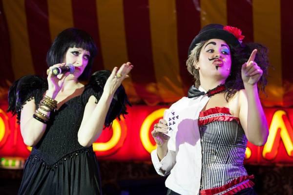 Circus Circus Circus Show Acton London Something A