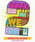 BARRIO EAST 2nd BIRTHDAY // Special Guest DJ