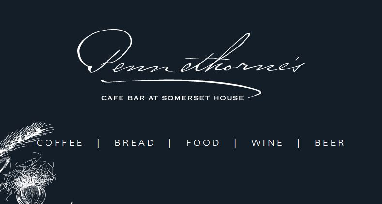 Pennethorne's Get your penny's worth at new Somerset House cafe bar