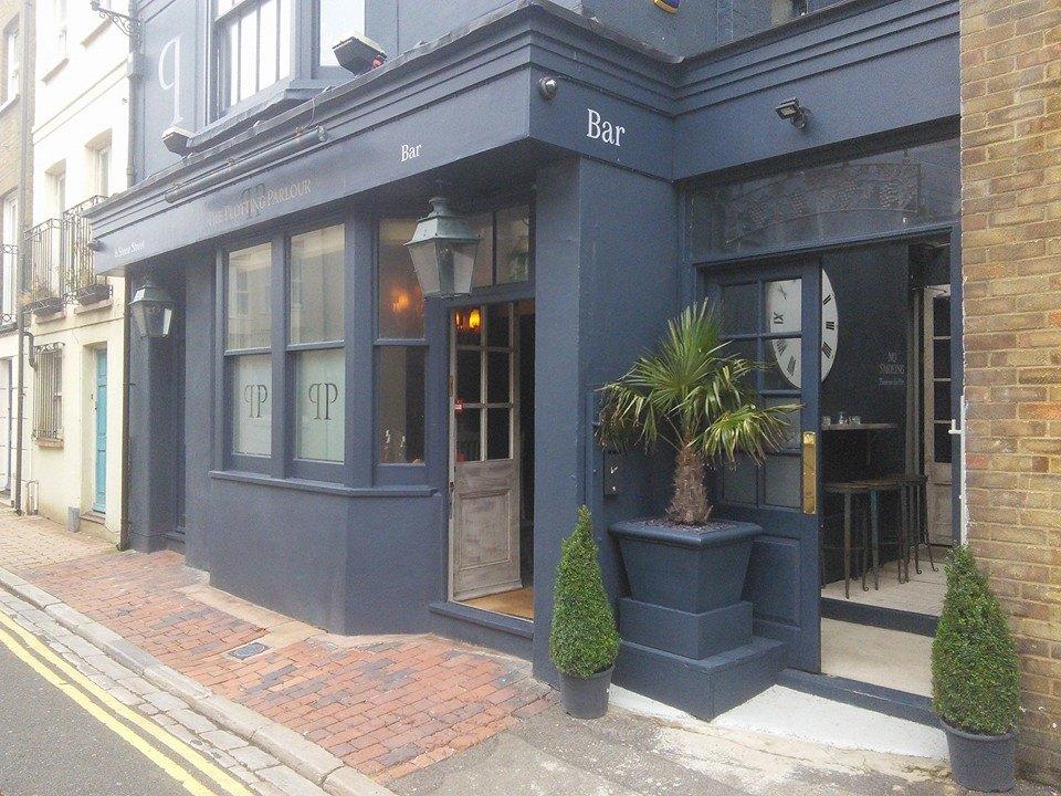 The Plotting Parlour Kemptown Brighton Bar Reviews